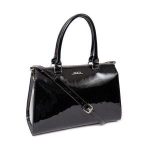 Dámská kabelka Doca 13166 – černá