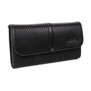 Dámská peněženka Doca 64780 – černá