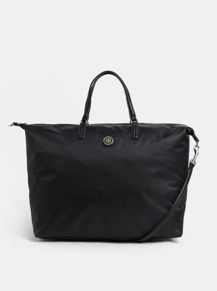 0d30cefd8f Černá dámská taška Tommy Hilfiger