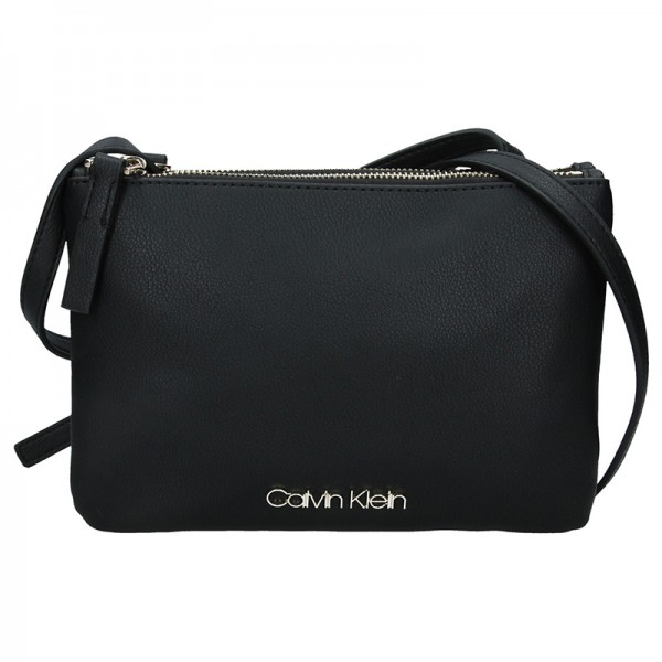5d42312d6f Dámská crossbody kabelka Calvin Klein Gwen – černá