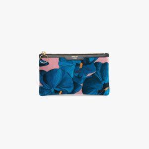 Sametové mini psaníčko – Orchidée 29565