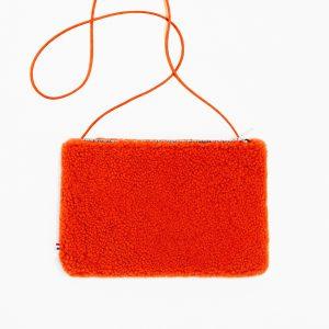 Merino oranžová kabelka 40804