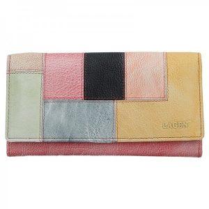 Dámská kožená peněženka Lagen Tereza