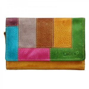Dámská kožená peněženka Lagen Denissa