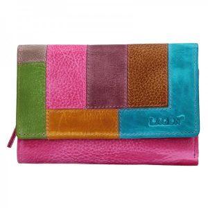 Dámská kožená peněženka Lagen Denisa