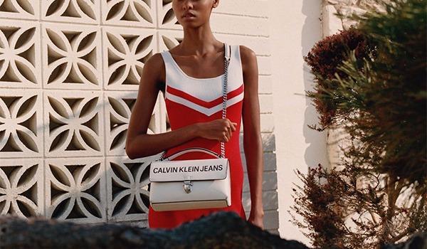 Kožené krásky z dílny Calvin Klein