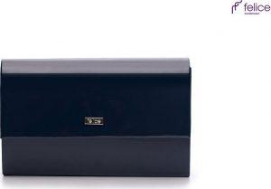 Modré psaníčko FELICE (F13 NAVY SHINY) Velikost: univerzální
