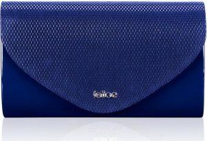 FELICE Dámské modré psaníčko (F15B NAVY) Velikost: univerzální