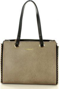 MONNARI Béžová shopper kabelka (2501a) Velikost: univerzální