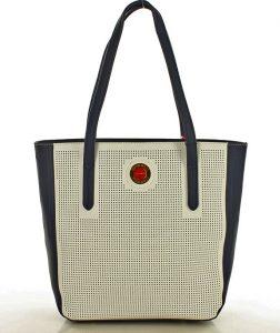 MONNARI Béžová shopper kabelka (0750a) Velikost: univerzální