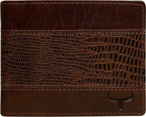 Buffalo Wild Hnědá pánská peněženka N7-VTC Velikost: univerzální