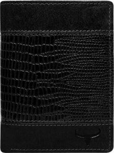 Buffalo Wild Černá pánská peněženka N4-VTC Velikost: univerzální