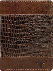 Buffalo Wild Hnědá pánská peněženka N4-VTC Velikost: univerzální