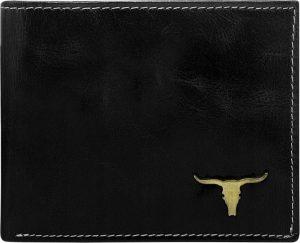 Buffalo Wild Černá pánská peněženka RM-05-BAW 2 Velikost: univerzální
