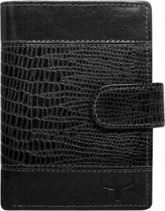 Buffalo Wild Originální černá peněženka N4L-VTC Velikost: univerzální