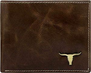 Buffalo Wild Hnědá pánská peněženka RM-05-BAW 2 Velikost: univerzální