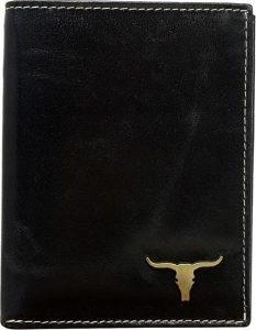 Buffalo Wild Černá peněženka RM-06-BAW Velikost: univerzální
