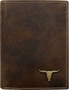 Buffalo Wild Hnědá peněženka RM-06-BAW Velikost: univerzální