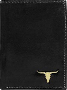 Buffalo Wild Černá pánská peněženka RM-06-BAW 2 Velikost: univerzální
