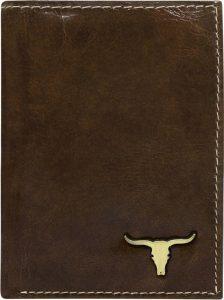 Buffalo Wild Hnědá pánská peněženka RM-06-BAW 2 Velikost: univerzální