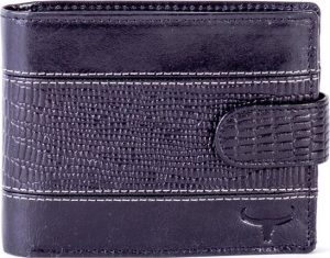 Buffalo Wild Originální černá peněženka N992L-VTC Velikost: univerzální