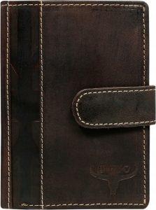 Buffalo Wild Originální hnědá peněženka N4L-HP-F Velikost: univerzální