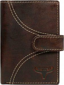 Buffalo Wild kožená peněženka N4L-HP-4 Velikost: univerzální