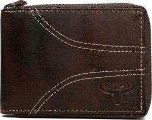 Buffalo Wild kožená peněženka N992Z-HP-4 Velikost: univerzální