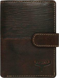 Buffalo Wild kožená peněženka N4L-HP-2 Velikost: univerzální