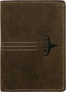 Buffalo Wild Originální hnědá peněženka N4-H-3 Velikost: univerzální