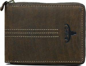 Buffalo Wild Hnědá pánská peněženka N992Z-H-3 Velikost: univerzální