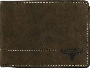 Buffalo Wild Hnědá pánská peněženka N992-H-1 Velikost: univerzální