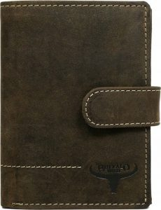 Buffalo Wild Hnědá pánská peněženka N4L-H-1 Velikost: univerzální