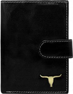 Buffalo Wild Černá pánská peněženka RM-04L-BAW 2 Velikost: univerzální