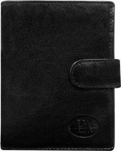 Pierre Andreus Černá pánská peněženka PW-004L-BTU Velikost: univerzální