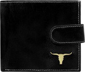 Buffalo Wild Černá pánská peněženka RM-01L-BAW 2 Velikost: univerzální