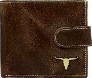 Buffalo Wild Hnědá pánská peněženka RM-01L-BAW 2 Velikost: univerzální