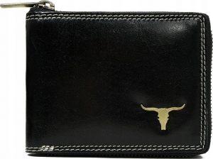 Buffalo Wild Praktická černá peněženka RM-02Z-BAW Velikost: univerzální