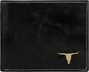 Buffalo Wild Elegantní černá peněženka RM-02-BAW 2 Velikost: univerzální