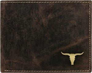 Buffalo Wild Hnědá pánská peněženka RM-02-BAW Velikost: univerzální