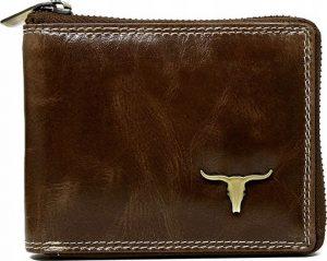 Buffalo Wild Praktická hnědá peněženka RM-02Z-BAW 2 Velikost: univerzální