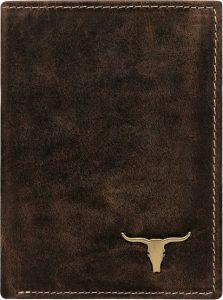 Buffalo Wild Originální hnědá peněženka RM-03-BAW Velikost: univerzální