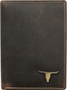 Buffalo Wild Originální světle hnědá peněženka RM-03-BAW Velikost: univerzální