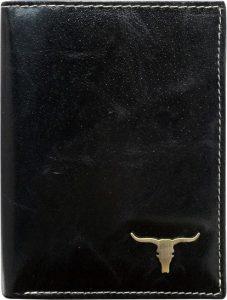 Buffalo Wild Originální černá peněženka RM-03-BAW Velikost: univerzální