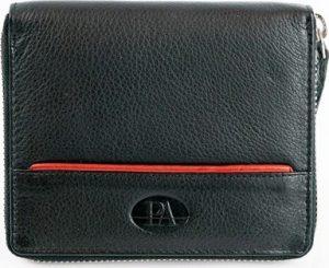 PIERRE ANDREUS Originální černá peněženka N31892-PAK Velikost: univerzální