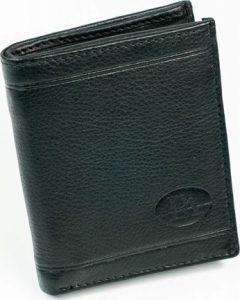 PIERRE ANDREUS Kožená černá peněženka N1021-PAK Velikost: univerzální