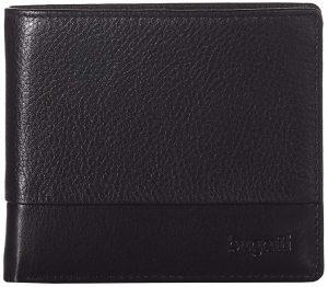 Bugatti Pánská peněženka Atlanta 49320101 Black