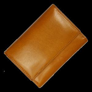 Italská peněženka E030 Gialla Scuro
