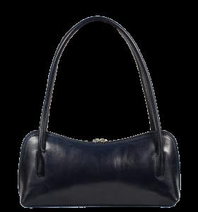 Kožené kabelky do ruky Ciosa Blu