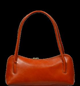 Dámská kožená kabelka Ciosa Camel